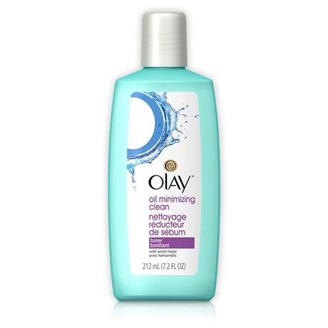 Olay Oil Minimizing Clean Toner