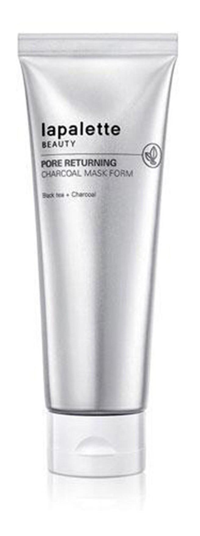 Lapalette Beauty Pore Returning Charcoal Mask Foam