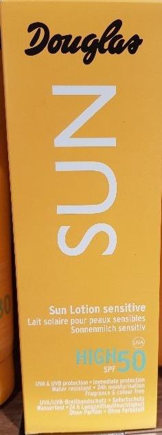 Douglas Sun SPF 50