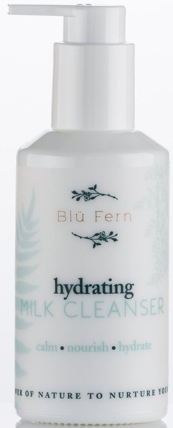 blü fern Hydrating Milk Cleanser