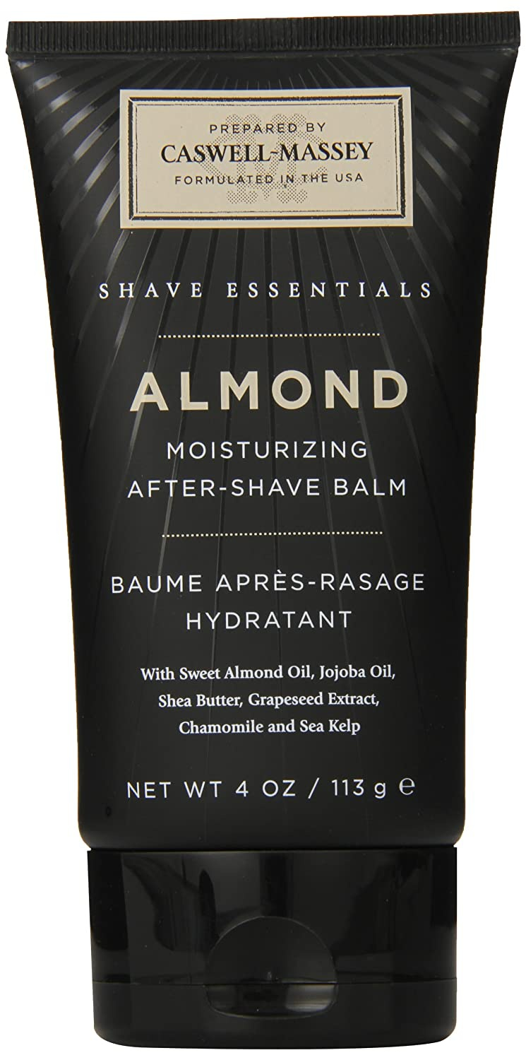 Caswell-Massey Moisturizing Almond After-Shave Balm