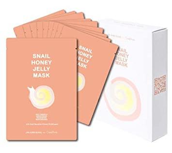 Jin Jung Sung Snail Honey Jelly Mask