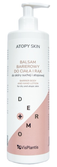 Vis Plantis Barrier Body And Hand Lotion