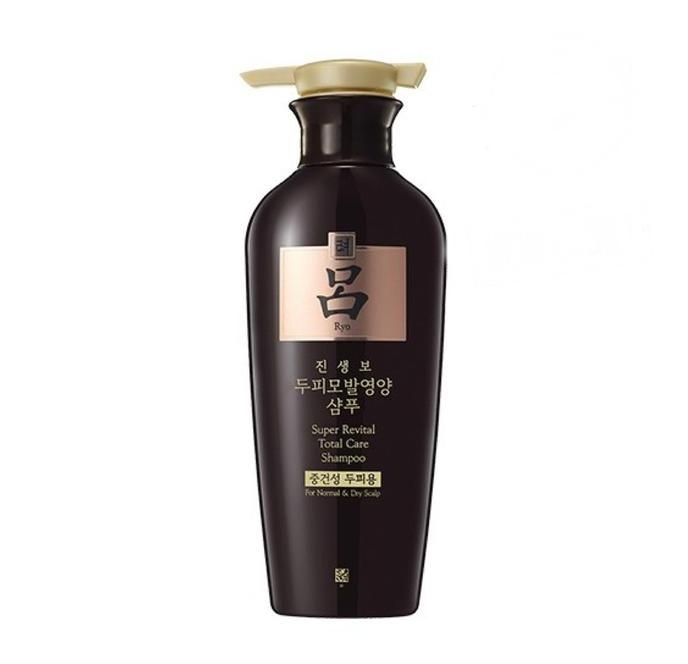 Ryo Jinsaengbo Super Revital Total Care Shampoo