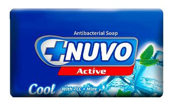 Nuvo Active With Tcc + Mint Bar Soap