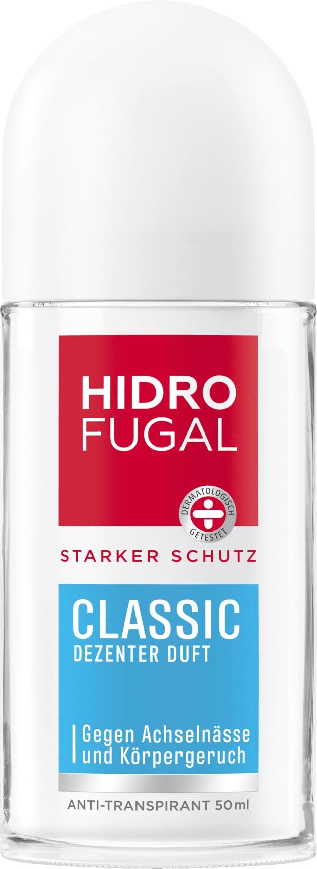 Hidrofugal Deo Roll On Antitranspirant Classic