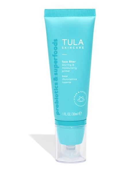 Tula face filter blurring & moisturizing primer