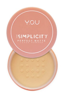 YOU The Simplicity Perfect Matte Loose Powder