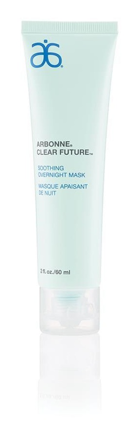 Arbonne Clear Future Soothing Overnight Mask