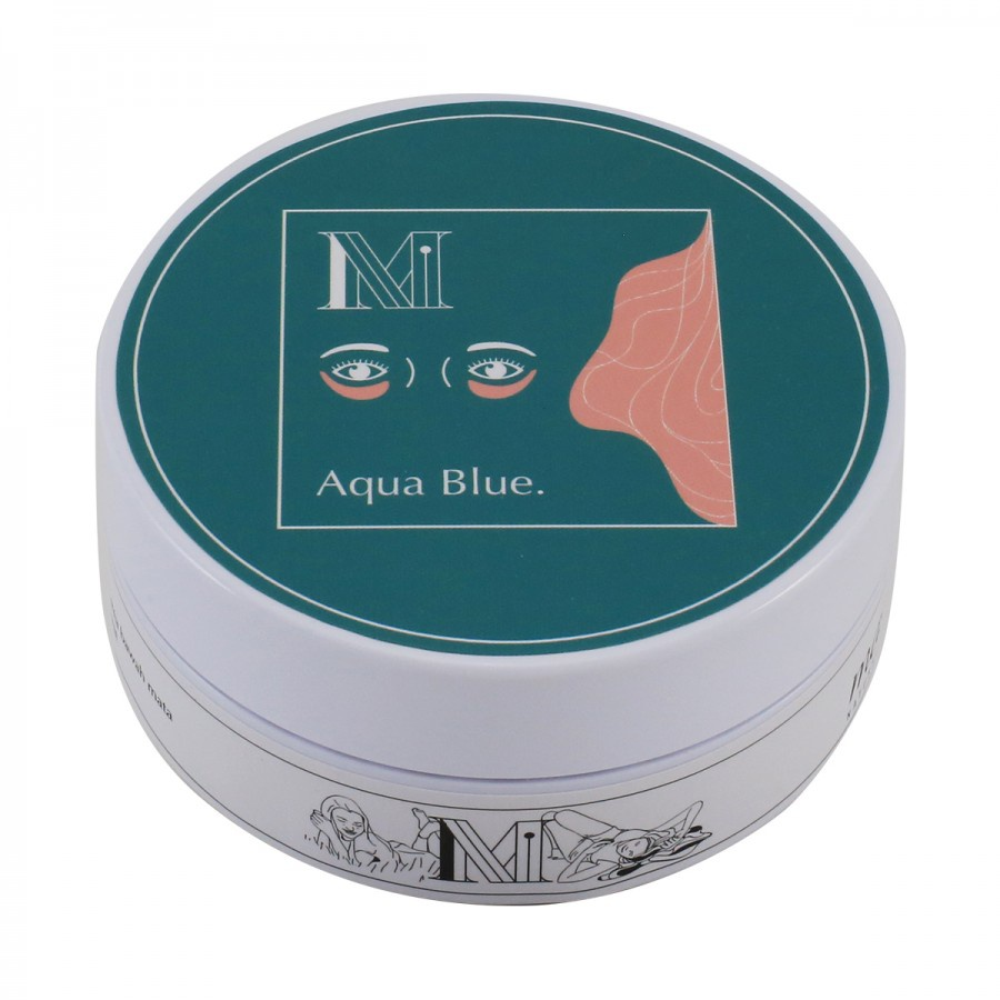 Maska Aqua Blue Hydrogel Patch