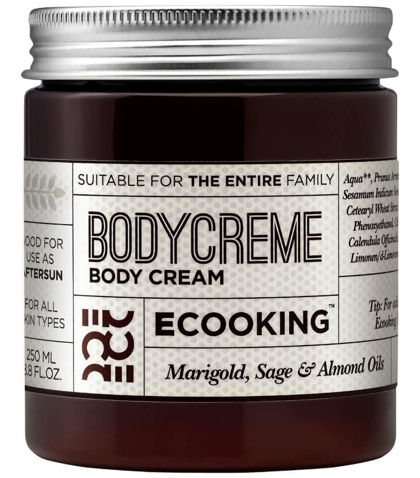 Ecooking Body Cream