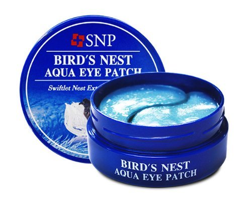 SNP Birds Nest Aqua Eye Patch