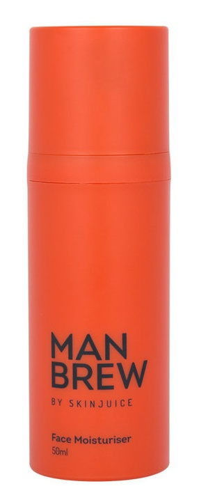 Skin Juice Man Brew Face Moisturiser