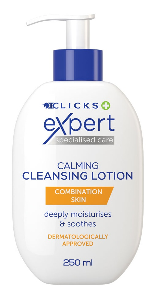 Clicks Expert Calming Cleansing Lotion