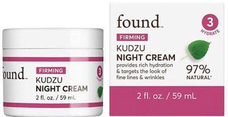 Found Kudzu Night Cream