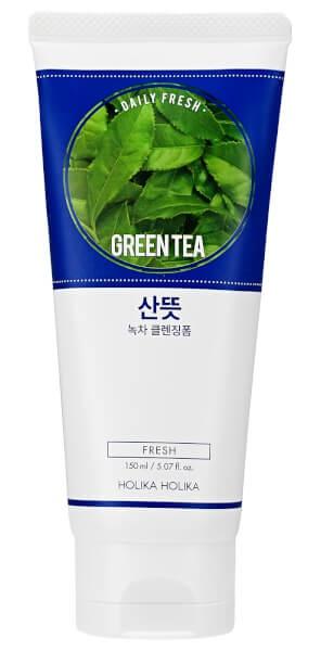 Holika Holika Daily Fresh Green Tea Cleansing Foam