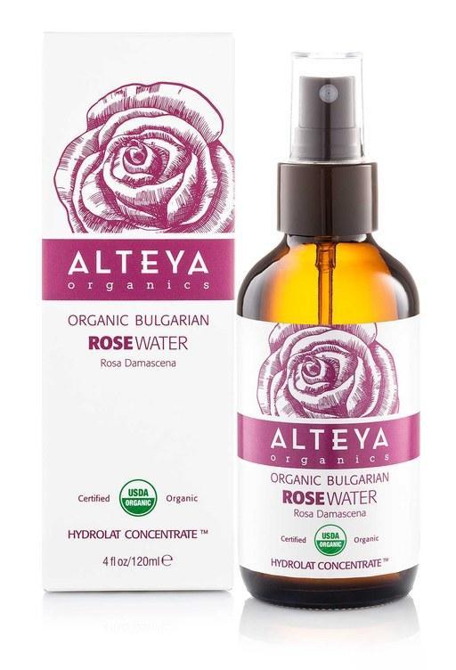 Alteya Organics Organic Bulgarian Rose Water