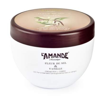L'Amande Body Cream Fleur De Sel