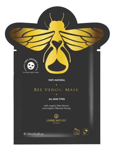 Living Nature Bee Venom Mask