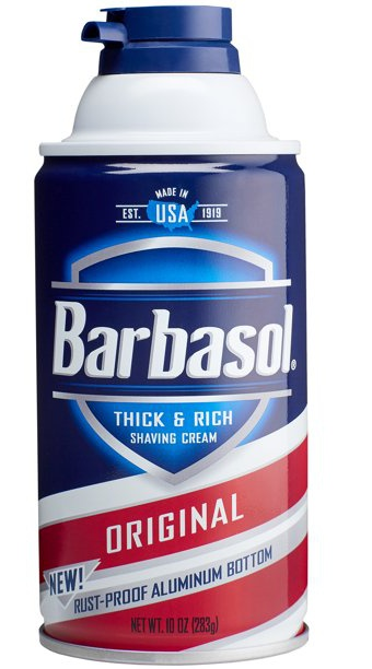 Barbasol Thick And Rich Shaving Cream