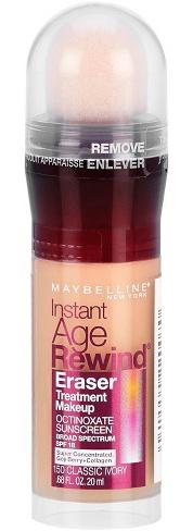 Maybelline Instant Age Rewind Eraser Foundation Spf 18