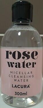 LACURA Rose Water Micellar Cleansing Water