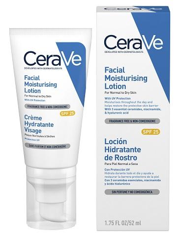CeraVe Facial Moisturising Lotion Spf25 (Version Found In Romania)