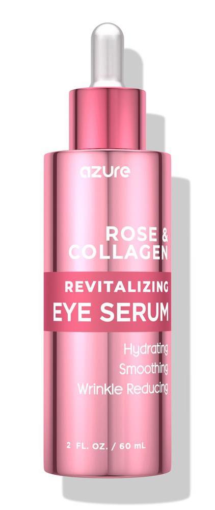 Azure Rose & Collagen Revitalizing Eye Serum