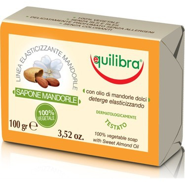 Equilibra Sweet Almond Soap