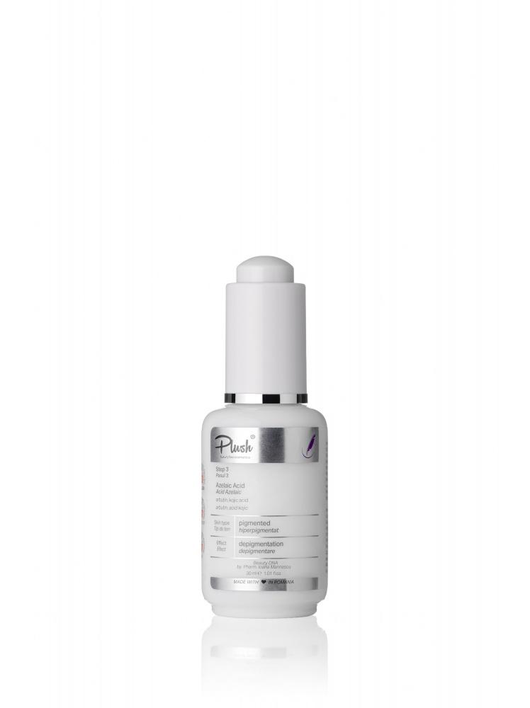 Plush Bio Skin Brightening Serum with Azelaic Acid and Arbutin