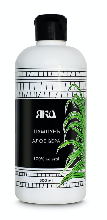 Yaka Shampoo Aloe Vera