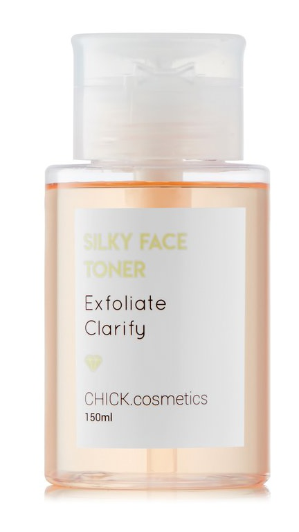 Chick Cosmetics Silky Face Toner - 7% Glycolic Acid