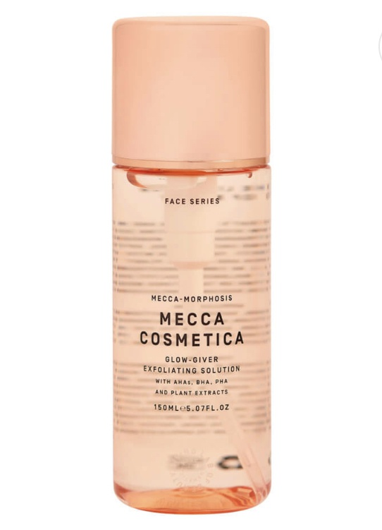 Mecca Cosmetica Glow-Giver Exfoliating Solution
