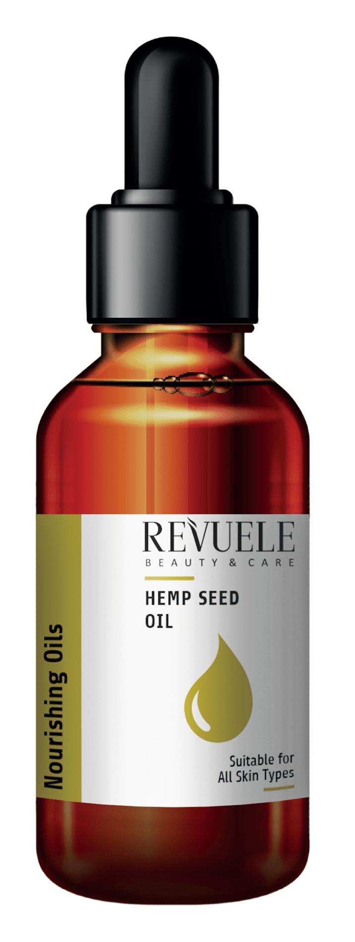 Revuele Hemp Seed Nourishing Oil