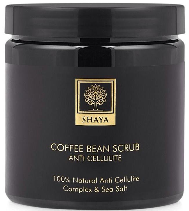 SHAYA Coffee Bean Scrub
