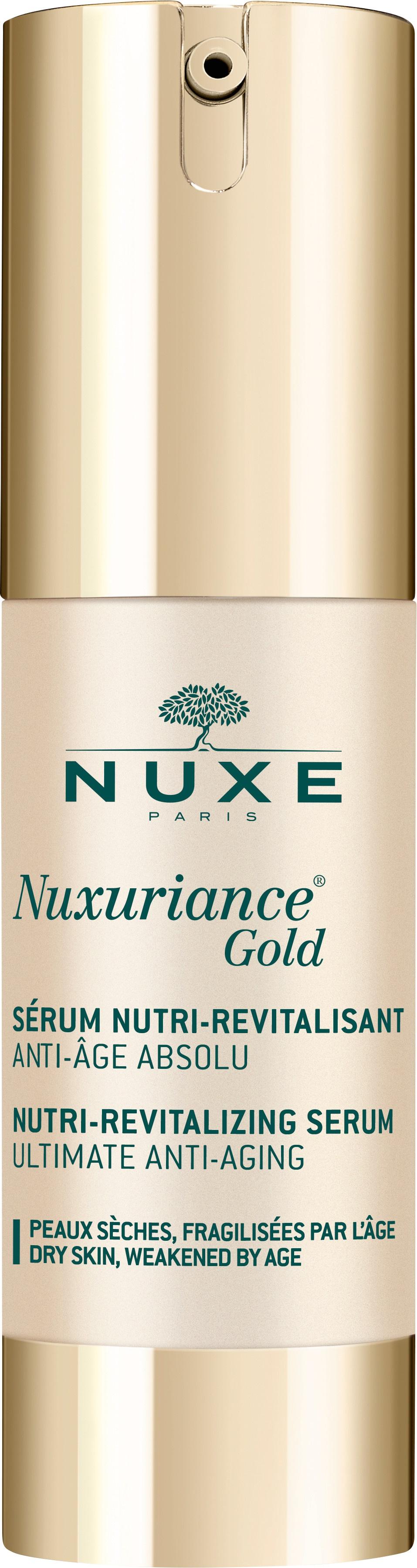 Nuxe Nuxuriance® Gold Nutri-Revitalising Serum