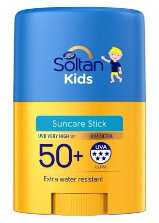 Soltan Kids Stick Spf50+ 25G