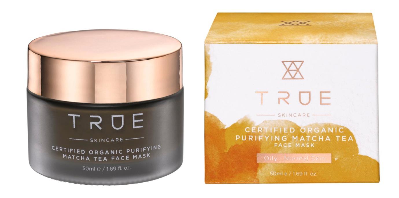 TRUE Skincare Purifying Matcha Tea Face Mask