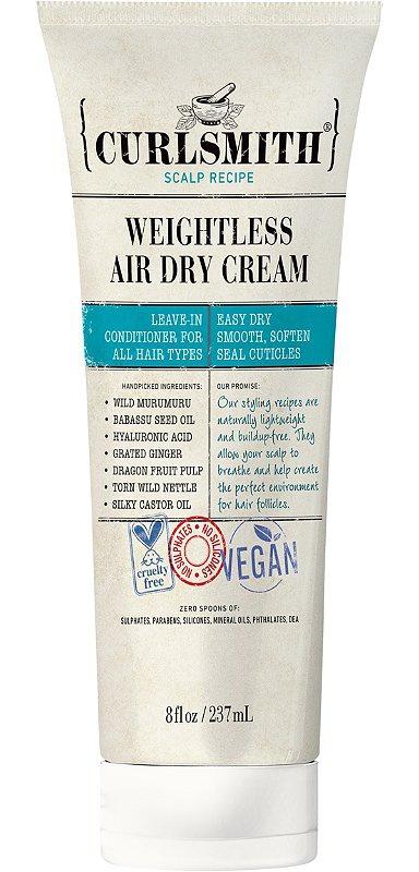 Curlsmith Weightless Air Dry Cream