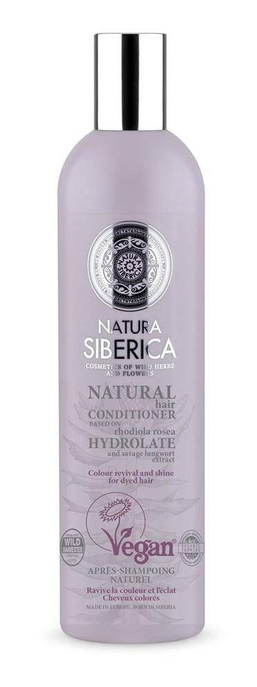 Natura Siberica Acondicionador Natural Proteccion Y Brillo