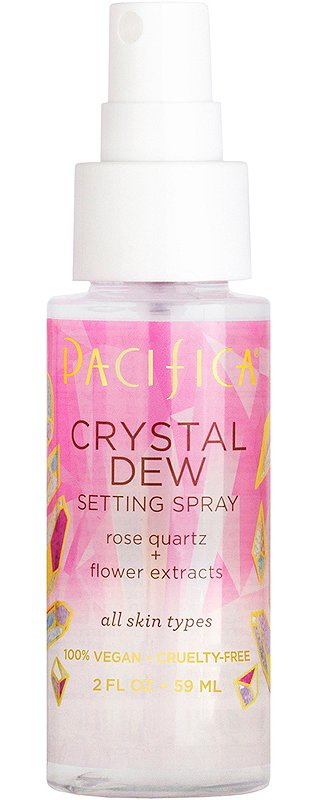 Pacifica Crystal Rays Setting Spray