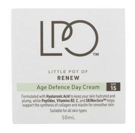 LPO Renew Age Defence Day Cream Spf 15