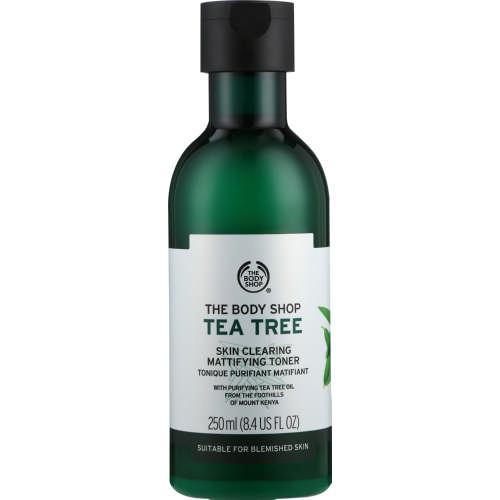 The Body Shop Tea Tree Skin Clearing Mattifying Toner