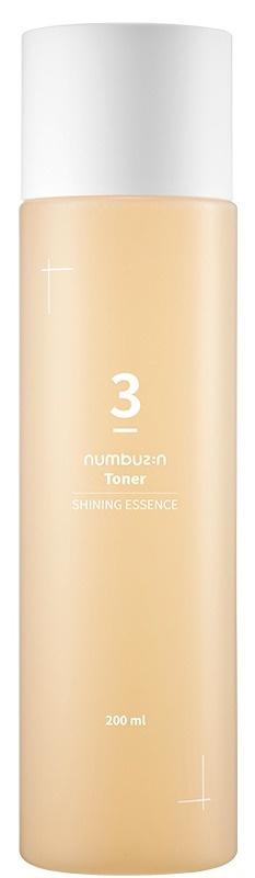 numbuzin No.3 Super Glowing Essence Toner