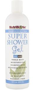 NutriBiotic Super Shower Gel