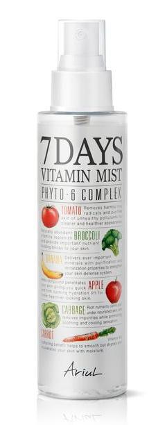 Ariul 7 Days Vitamin Mist Phyto-6 Complex