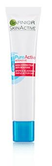 Garnier Pure Active Intensive Triple Action Care Moisturiser