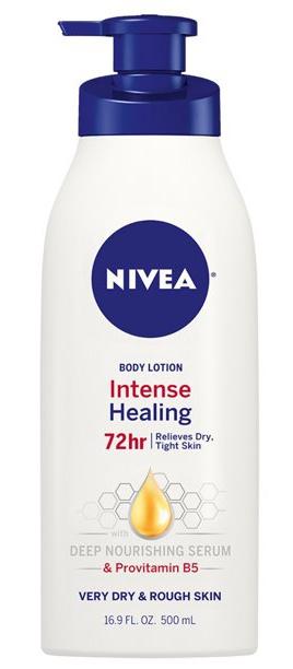 Nivea Intense Healing 72 Hour Body Lotion