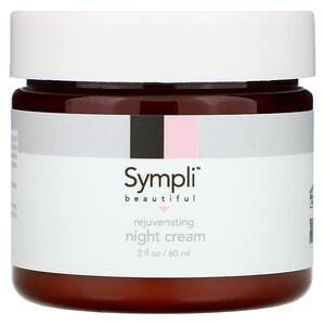 Sympli Beautiful Rejuvenating Night Cream