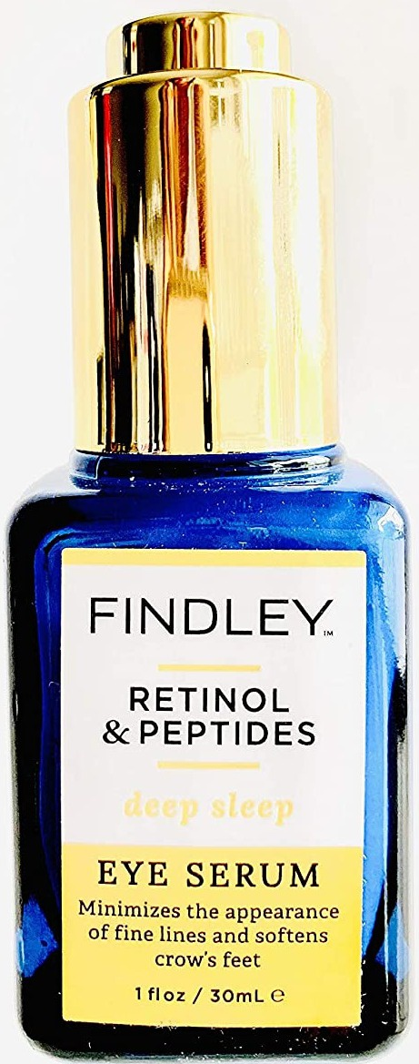Findley Retinol & Peptides Deep Sleep Eye Serum
